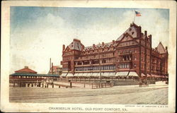 Chamberlin Hotel, Old Point Comfort, VA