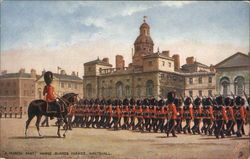 A March Past, Horse Guards Parade, Whitehall