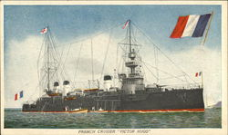 French Cruiser Victor Hugo