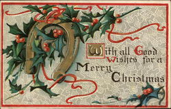 With all Good Wishes for a Merry Christmas