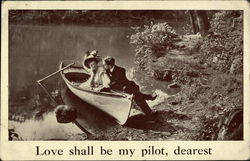 Love Shall Be My Pilot, Dearest