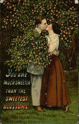 You are Much Sweeter Than the Sweetest Blossoms