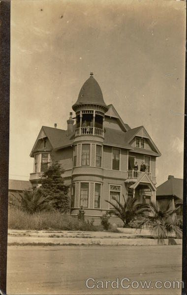 Rogers House in California