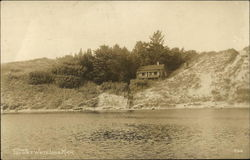 Pine Pocket and Cabin on Lake