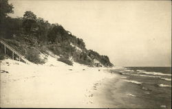 The Beach at Beechmont on Lake Michigan