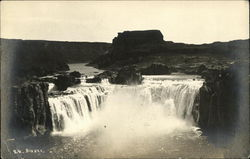 View of Twin Falls