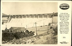 Grand Coulee Dam, Gift Shop, Cafe