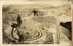 Rowena Loops, Columbia River Highway