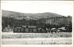 The Summit Hotel & Cafe, Alcan Highway