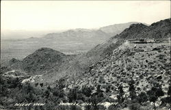 Desert View, Yarnell Hill