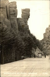Wonderland of Rocks - Chiricahua National Monument