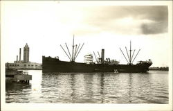 American steam merchant vessel Kaimoku, April 1941