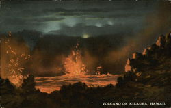 Volcano of Kilauea