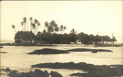 Scene in Hilo, Hawaii