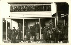 Calico Saloon