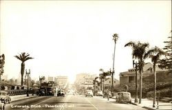 Colorado Boulevard Postcard