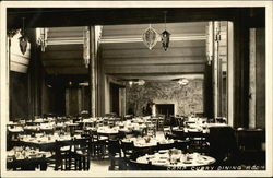 Camp Curry Dining Room