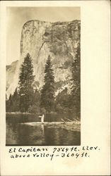El Capitan Formation - Yosemite