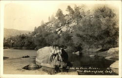 Scene on Kern River