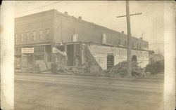Damage to a Business Building