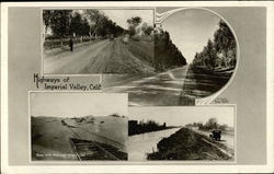 Highways of Imperial Valley
