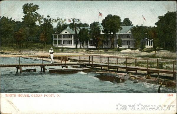 White House Cedar Point Ohio