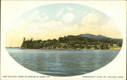 Connecticut River, Mount Holyoke