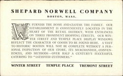 Shepard Norwell Company - Exits and entrances to the Park Street Subway