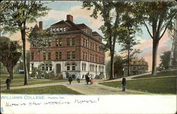 Williams College, Hopkins Hall Postcard