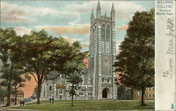 Williams College - Thompson Memorial Chapel Postcard
