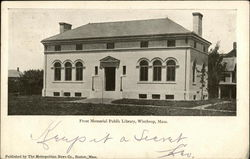 First Memorial Public Library