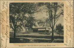 Residence, Merrick Road and Long Beach Ave.