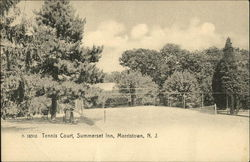 Summerset Inn - Tennis Court