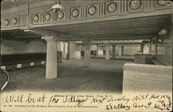 Subway of Troy Union Depot