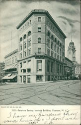 Paterson Savings Institute Building