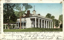 Washington's Home, Mount Vernon