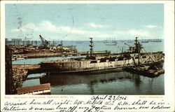 Shipyards and Harbor