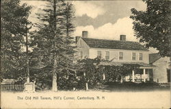 The Old Hill Tavern, Hill's Corner