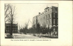 The Loretta Home and St. Joseph's Convent