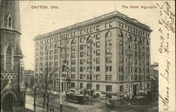 The Hotel Algonquin