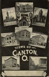 Views of Canton, O.