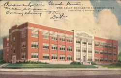 The Lilly Research Laboratories