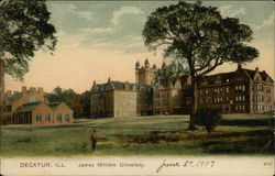 James Millikin University and Grounds