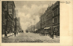 Main Street, Looking South from 3rd Street