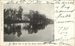 North Side of Fox River