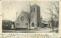 First Parish Church - Unitarian