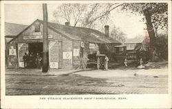 The Village Blcksmith Shop