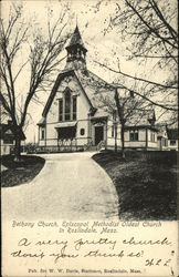 Bethany Church, Episcopal Methodist Oldest Church in Area