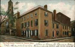 Tea Party House, Tremont Street
