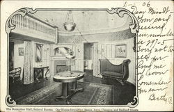 The Reception Hall, Suite of Rooms of Jordan Marsh Company